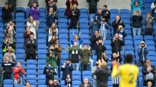Return of fans to English stadiums on hold: UK PM