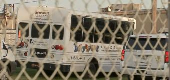 Boy, 3, dies after being left unattended in scorching bus
