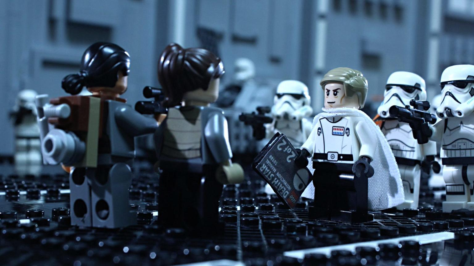 Watch Star Wars Go Rogue A Series Of Clever Shorts Filmed With