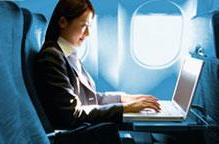 Aircell gets FAA approval for in-flight internet