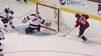 Grabovski finishes pinpoint passing play