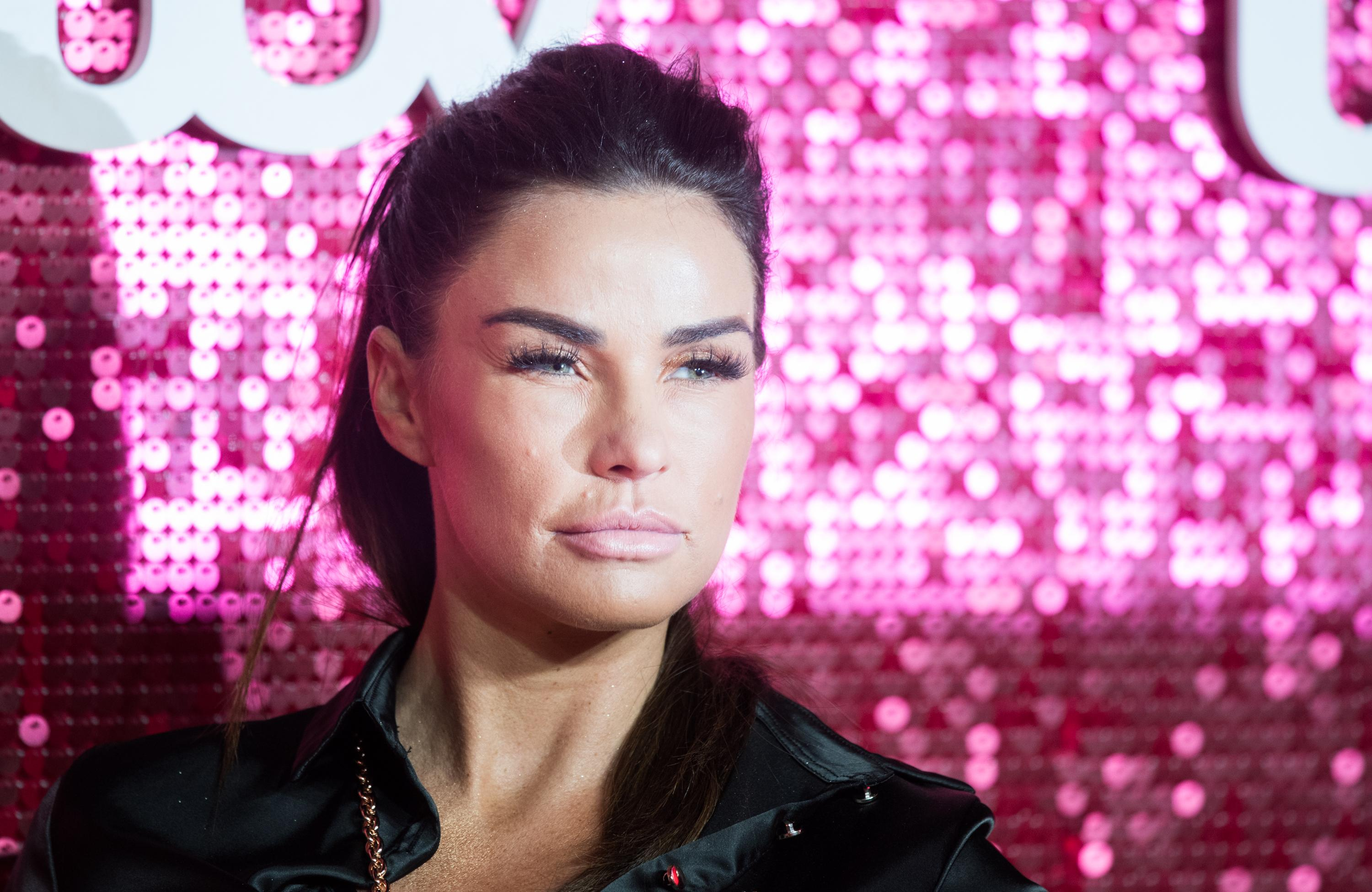 Katie Price returning to music as she records new album
