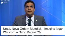 O que é a tal de 'Nova Ordem Mundial', 'denunciada' por Cabo Daciolo?