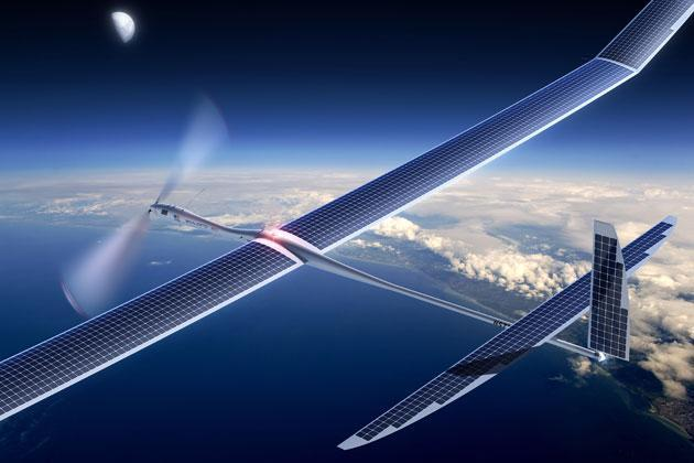 Google beats Facebook to acquisition of drone maker