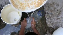 For Venezuelans, a key obstacle for handwashing during pandemic - no running water
