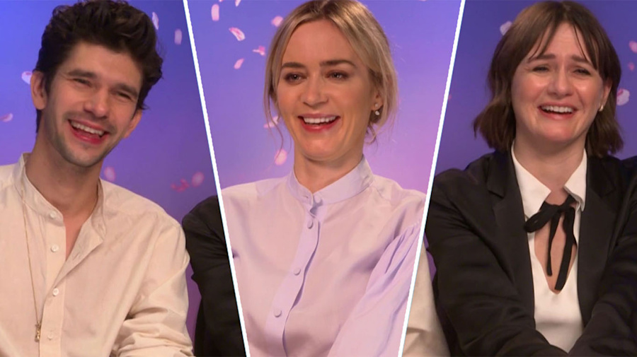 Emily Blunt wants a third Mary Poppins film