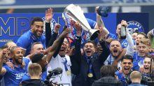 Gerrard's Rangers finish season unbeaten