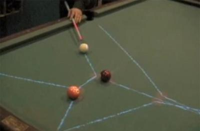 Digitally Assisted Billiards makes everyone a pool shark