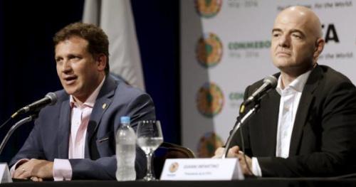 Foot - Conmebol - Plus de 140 millions de dollars de la Conmebol détournés