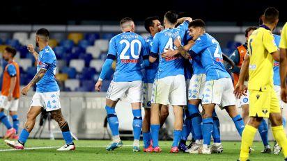 Per il Napoli c'è un positivo al Covid: salta il ritiro in Abruzzo