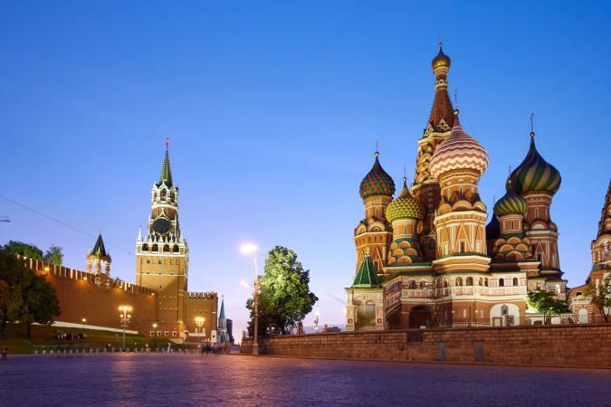 GPS in Moskau kaputt