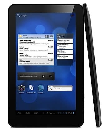 Ematic announces eGlide XL Pro Android 4.0 slate for $220