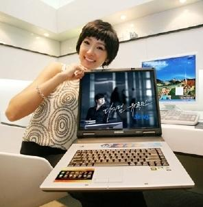 Samsung Sens G10 : A laptop with no battery