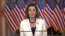 Pelosi tells House to proceed with impeachment