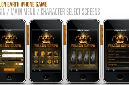 GDC10: Hands-on with the Fallen Earth iPhone app