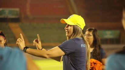 Antes de duelo contra o Brasil, Emily Lima fala sobre preparação da seleção do Equador
