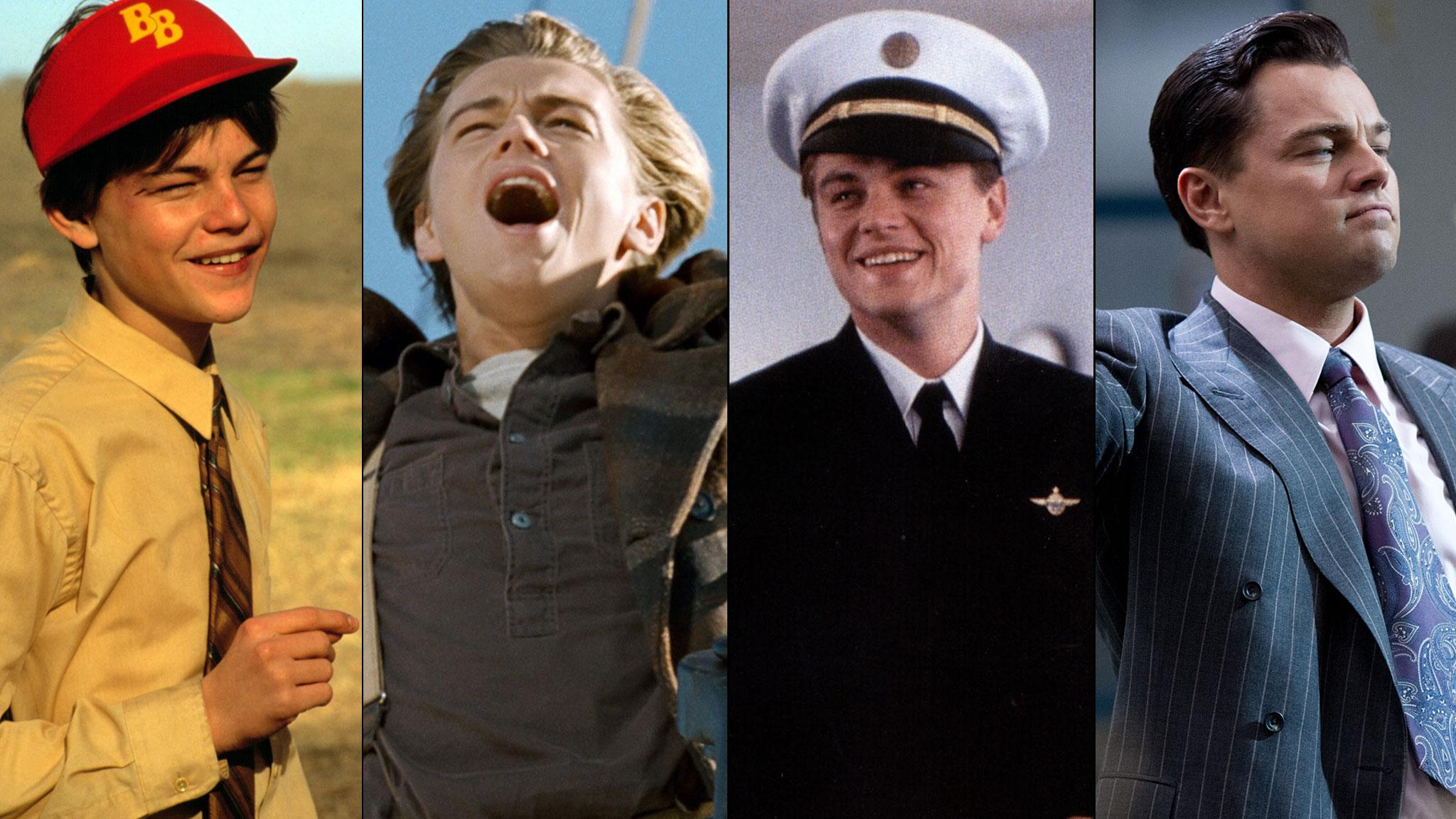 How Leonardo Dicaprio Turned Early Childhood Struggles Into Oscar Success