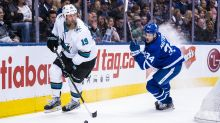 What does Joe Thornton bring on the ice?