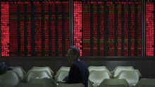 China, Hong Kong stocks back-pedal as investors sort through uncertainties on trade, global growth