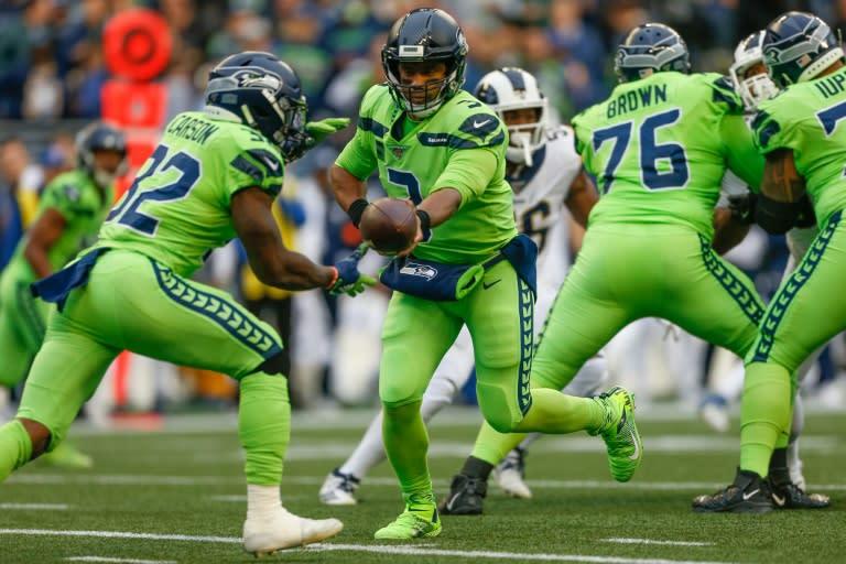 Wilson Stars As Seahawks Down Rams 30 29 In Nfl Thriller