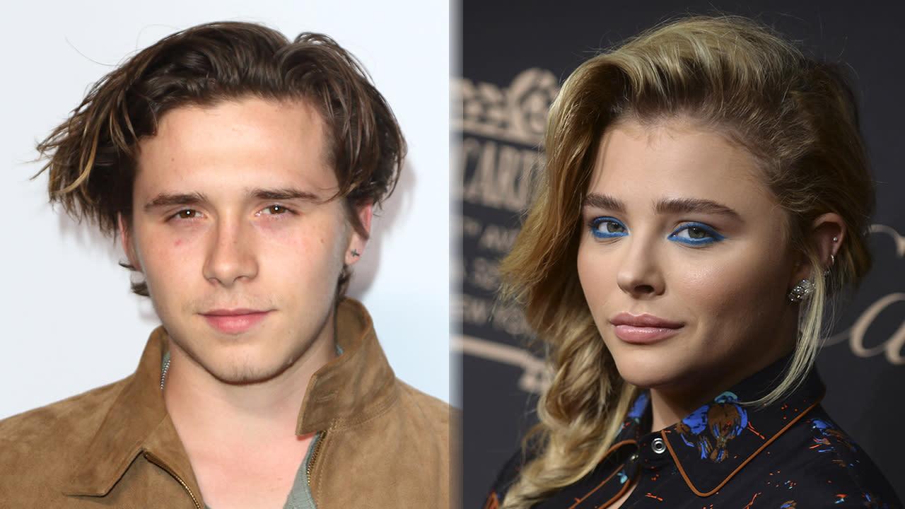 Brooklyn Beckham reaches out to ex Chloe Moretz - after