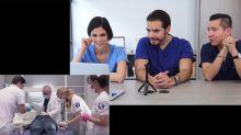 Médicos reales se comen viva a la nueva producción de Televisa