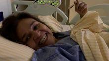 Claudia Rodrigues é internada e tem piora no quadro de esclerose após morte de Lúcio Mauro