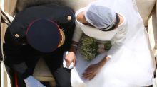 Ein Hochzeitsbild der besonderen Art: Das macht dieses Foto von Harry & Meghan so einzigartig