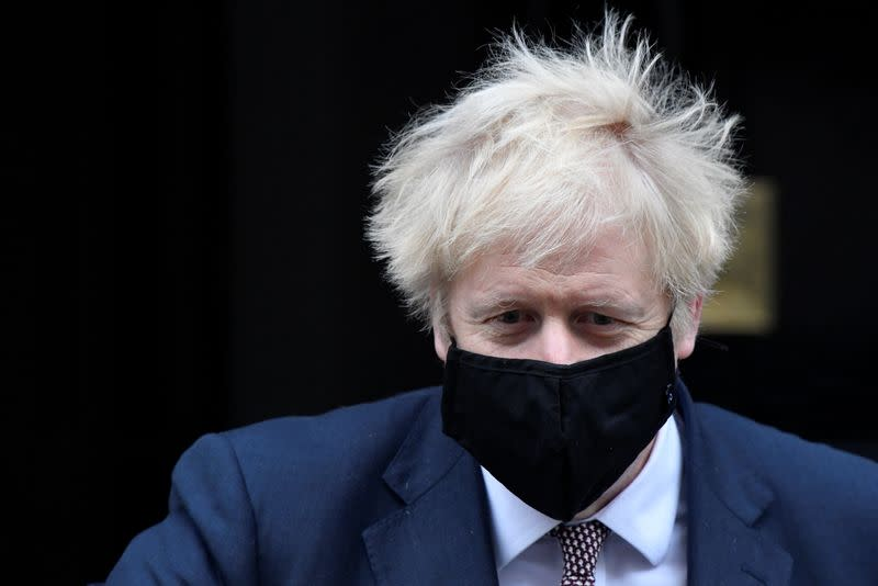 uk.news.yahoo.com: Britain faces hard winter with COVID-19 - PM Johnson