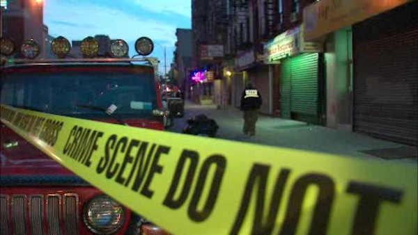 Woman's body found in garbage can in the Bronx
