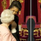 Michelle Obama Just Revealed the Real Reason Why She Hugged the Queen