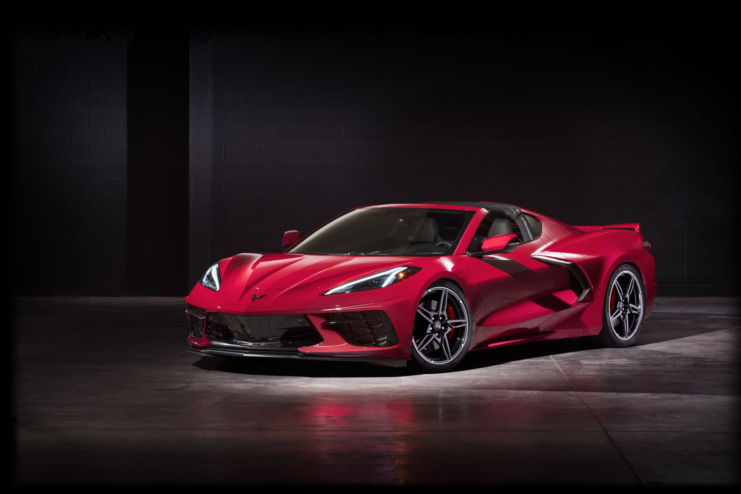 The 2020 Chevy Mid Engine C8 Corvette By The Numbers
