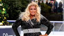 Gemma Collins 'Dancing On Ice' fall caused by 'ghosts of WWII', claims shaman