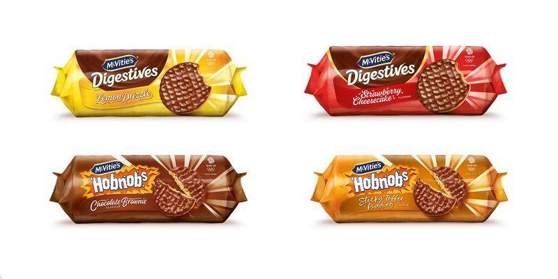 McVitie's new dessert-inspired Digestives and Hobnobs look ...