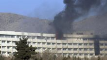 Afghan forces end deadly Taliban siege at Kabul hotel