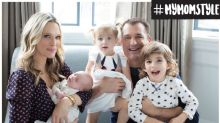 Even for Molly Sims, Motherhood Is 'Scary at Times' and 'Perfection Is Impossible'