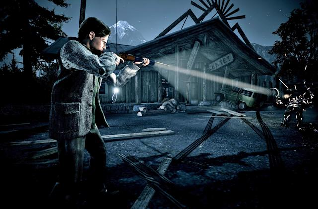 'Alan Wake' sequel hinted in trademark filing