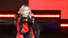 Madonna forced to cancel tour dates due to 'overwhelming' pain