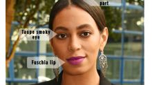 Solange's Beauty Uniform