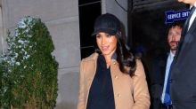 Shop the look: Meghan Markle's camel coat is the perfect item for transitional weather