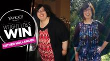 From 321 to 147 Pounds, Esther Hollander Became a Personal Trainer and Health Coach