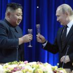 Putin says North Korea willing to give up nukes in exchange for security guarantees