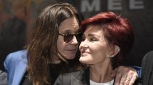 Sharon Osbourne can't get through Ozzy's new song with Elton John: 'It makes me cry'