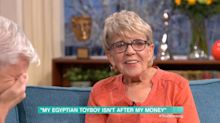 'This Morning' hosts left blushing as 80-year-old guest details sex life with toyboy