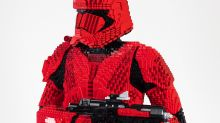 Lego introduces a super new 'Star Wars' trooper — here's your exclusive sneak peek