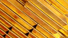 Huge sell order pushes gold to six-week low