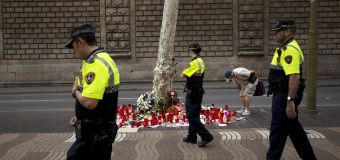 Extremists in Spain planned massive attack