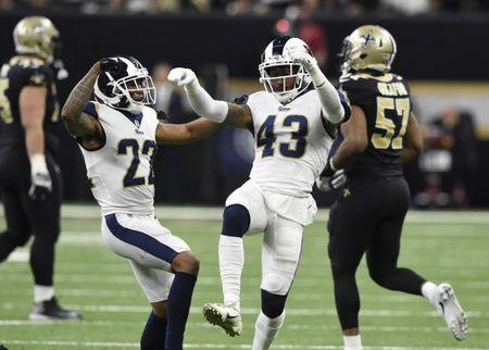 3b225e26433 NFL  NFC Championship Game-Los Angeles Rams at New Orleans Saints