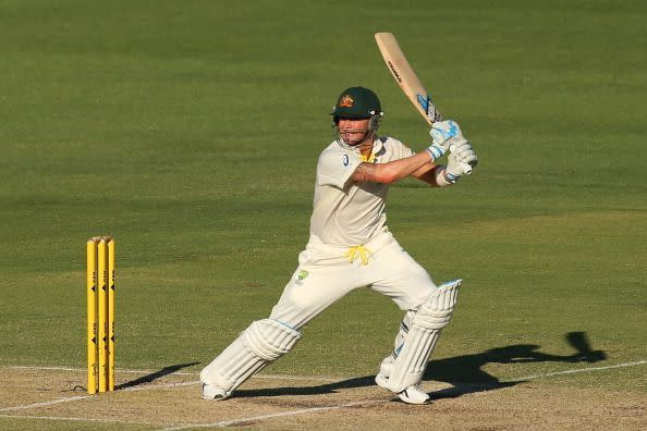 Clarke was very good against spinners