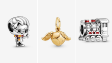 Pandora's Harry Potter collection has landed and the charms are pure magic